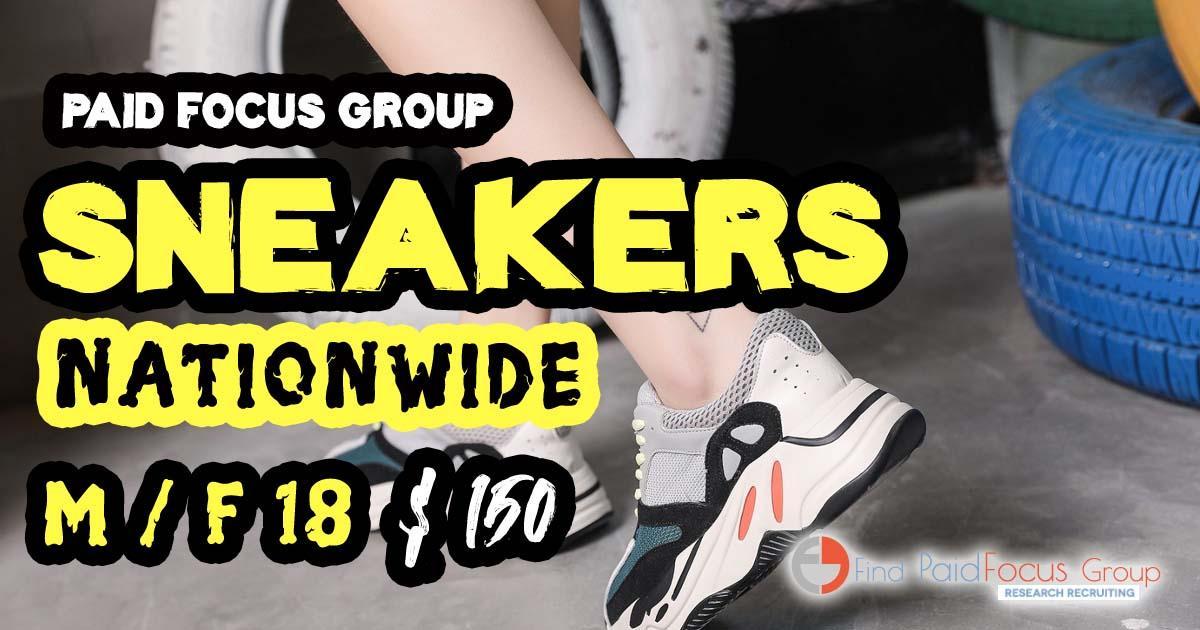 Focus Group on SNEAKERS