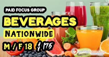 focus group Beverages