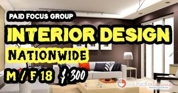focus group on Interior Design