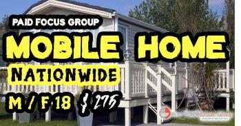 focus group on mobile or manufactured home