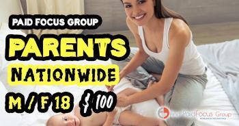 focus group parents