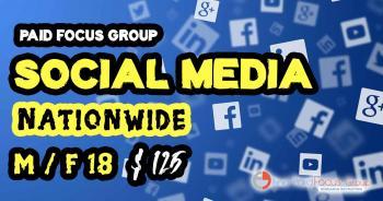 focus group Social Media