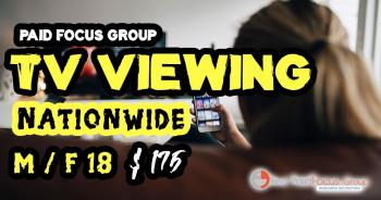 Focus Group TV VIEWING