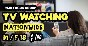 focus group TV Watching