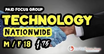 focus group on Technology